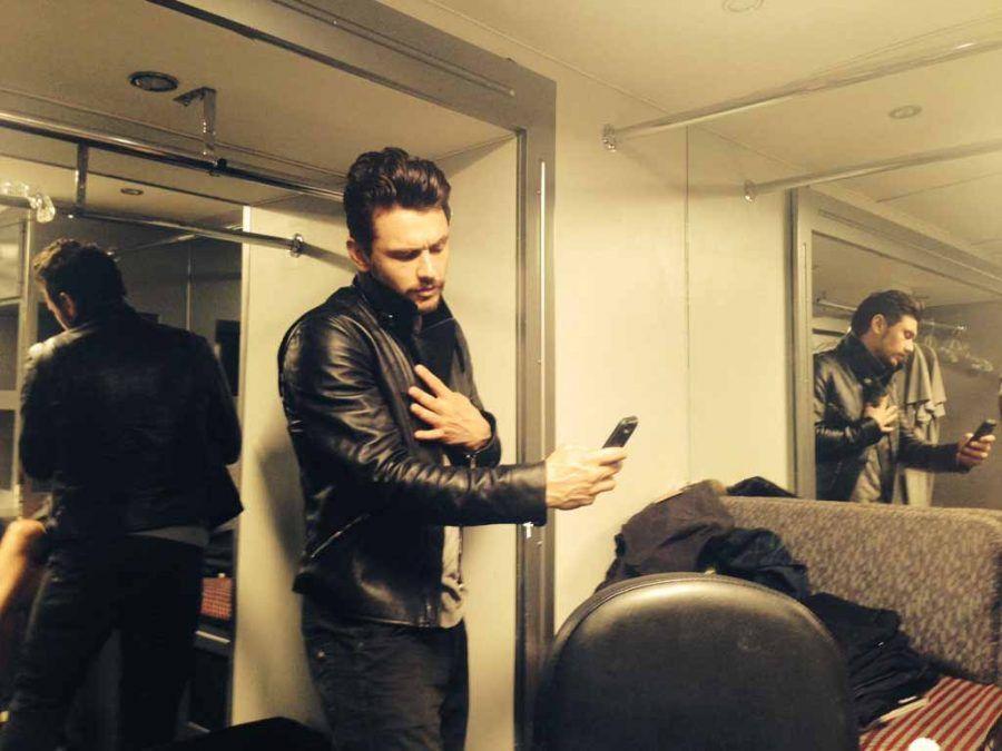 James Franco re del selfie