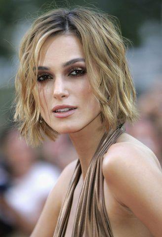 Perfetto anche per Keira Knightley, che ha confessato di aver avuto molti problemi di caduta capelli.