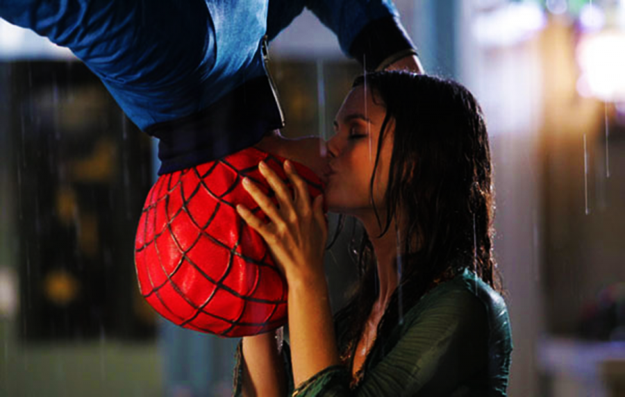 ...mai limonato con Spiderman, mentre state con Deathpool?