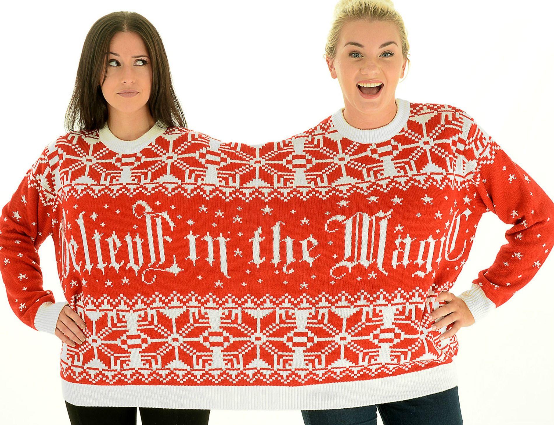 I maglioni natalizi più brutti da indossare durante le feste