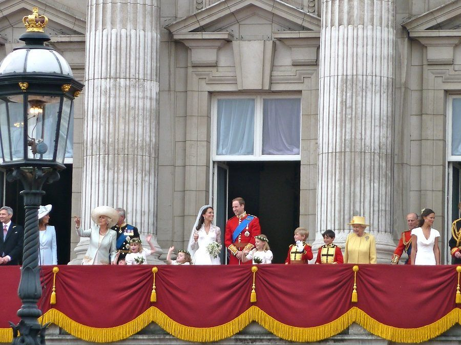 Il matrimonio di Kate e William