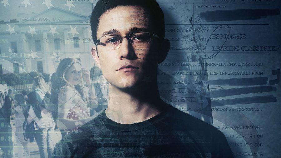 Joseph Gordon-Levitt nel film Edward Snowden
