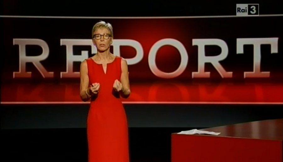 Milena Gabanelli a Report