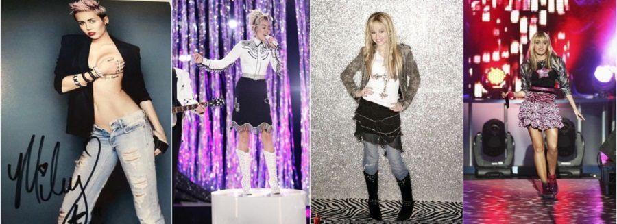 Hannah Montana comincia a trasformarsi in Miley Cyrus