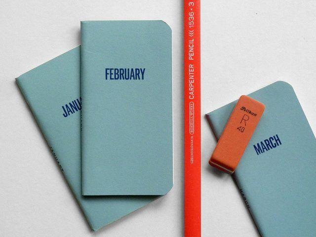 Agenda - calendario pocket - 8,50 sterline