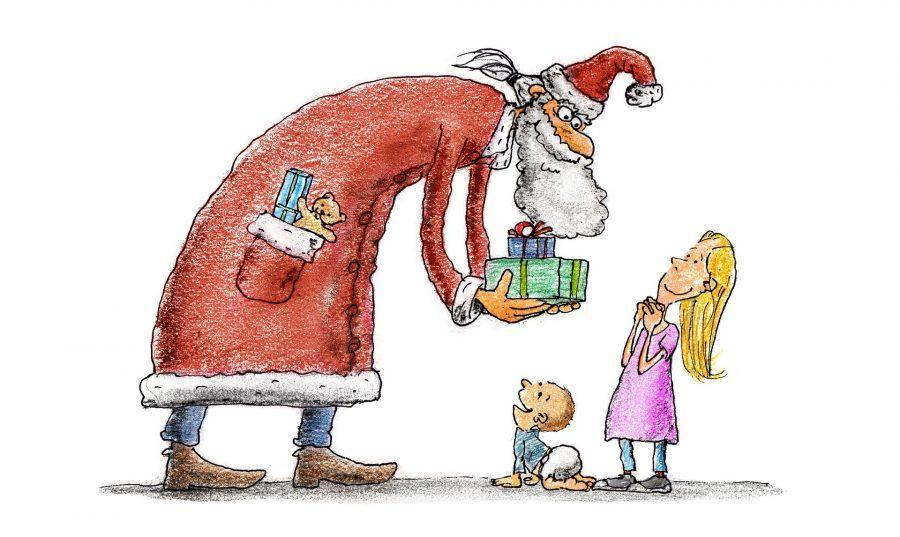 Biglietti Di Natale Fai Da Te Con Foto.Biglietti Di Natale Fai Da Te Con Il Riciclo Creativo Bigodino