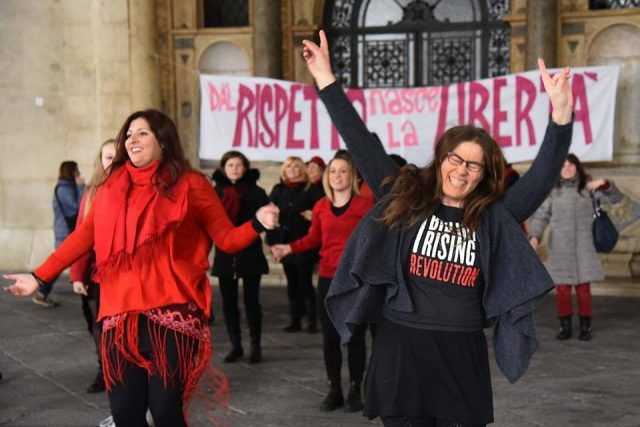 One Billion Rising, Brescia