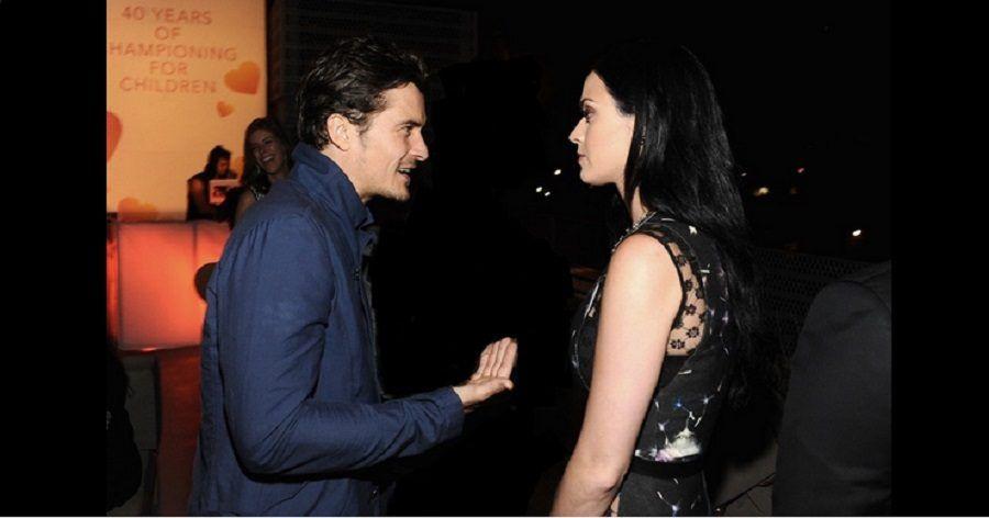 Orlando Bloom molla Katy Perry