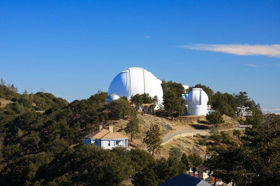 Un osservatorio astronomico