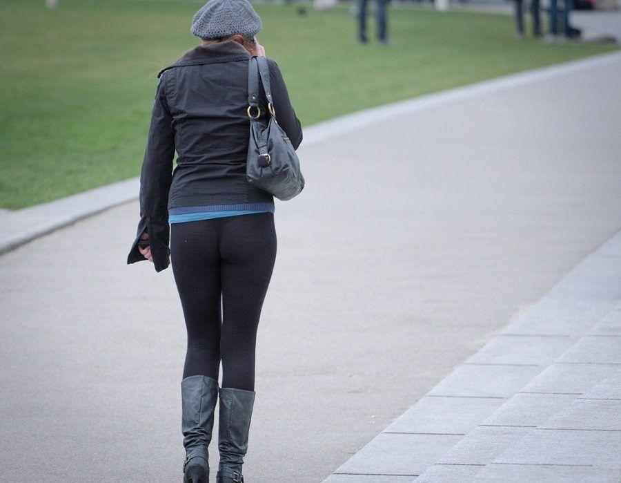Questo è il motivo per cui i pantacollant non possono essere usati al posto dei leggings