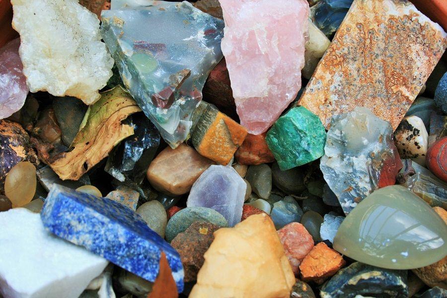 Alcune pietre preziose