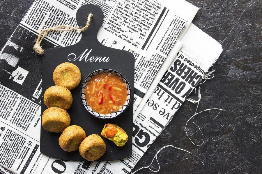 polpette-ceci-speziate-salsa-agrodolce-2-contemporaneo-food