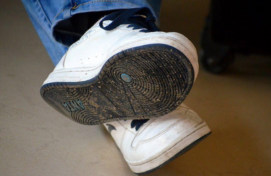 Mettere o no queste scarpe nella scarpiera?