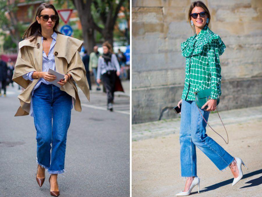 """L abbinamento """"scarpe a punta + jeans"""" è sempre di grande effetto 7e00afa9fcb"""