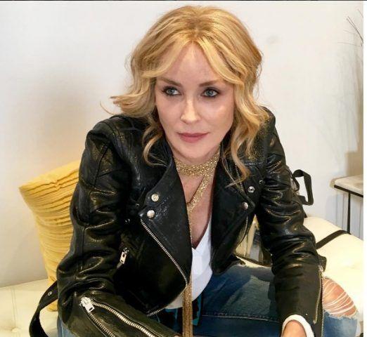 Sharon Stone, 58 anni