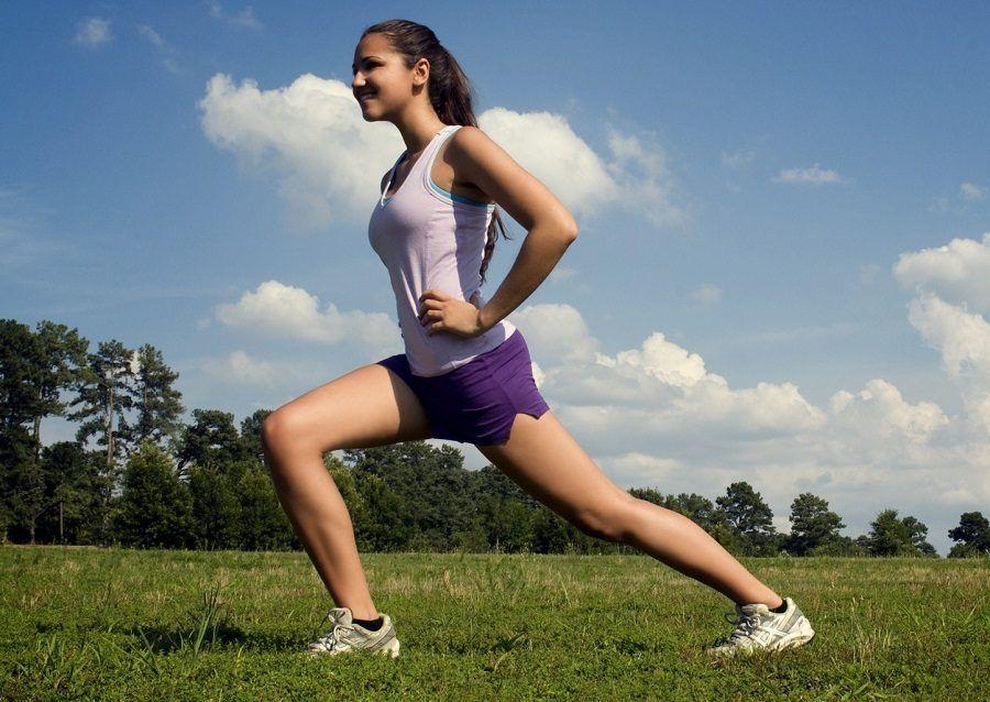 Fate stretching per prevenire i crampi