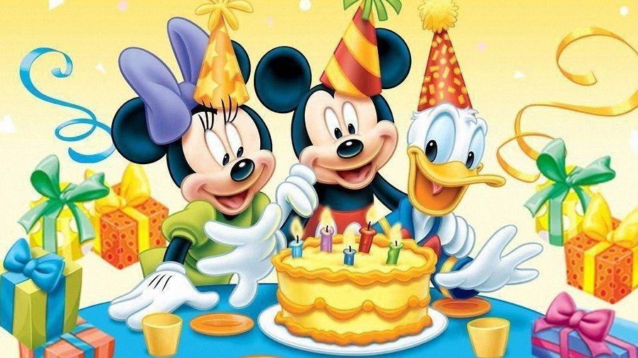 Buon compleanno Topolino!