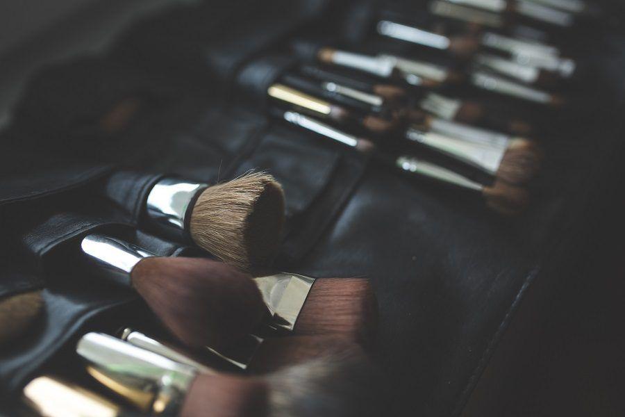 Set di pennelli da make-up
