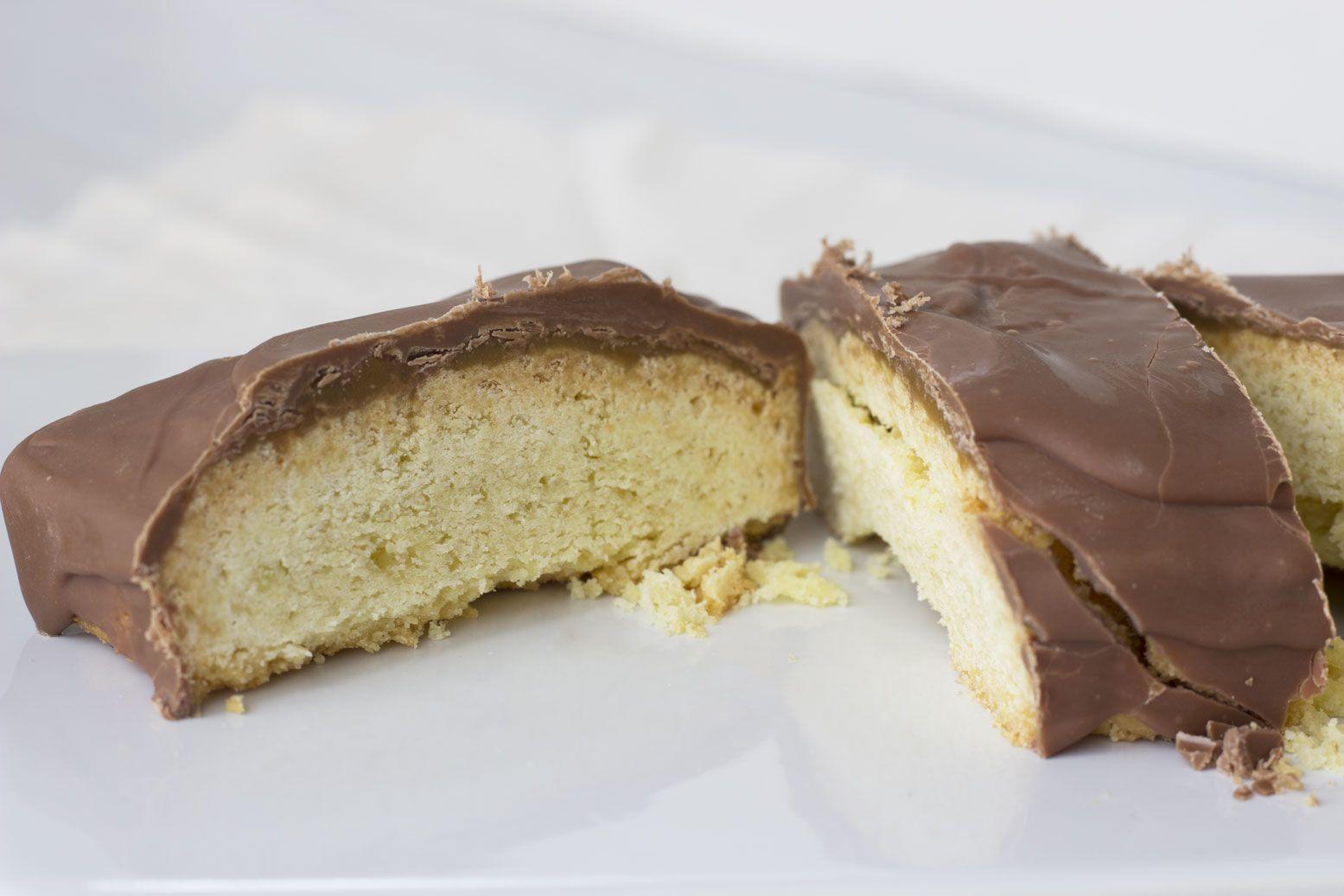 La ricetta della Twix cake