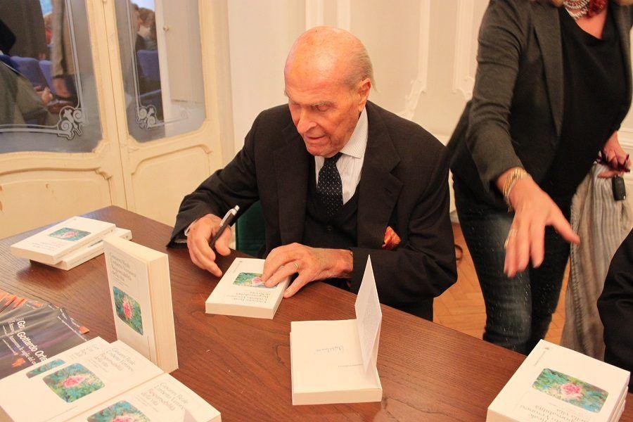 L'oncologo e politico Umberto Veronesi