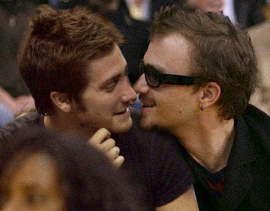 Heath Ledger e Jake Gyllenhaal