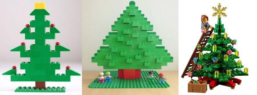 Albero di Natale di Lego