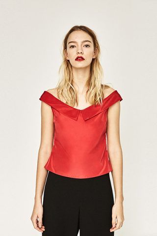 Top rosso 17,95 €