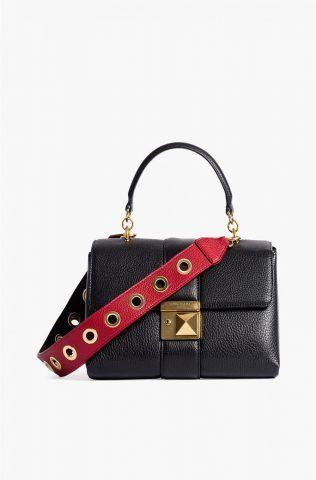 -Flap bag Le Luco in pelle Sonia Rykiel €1,250