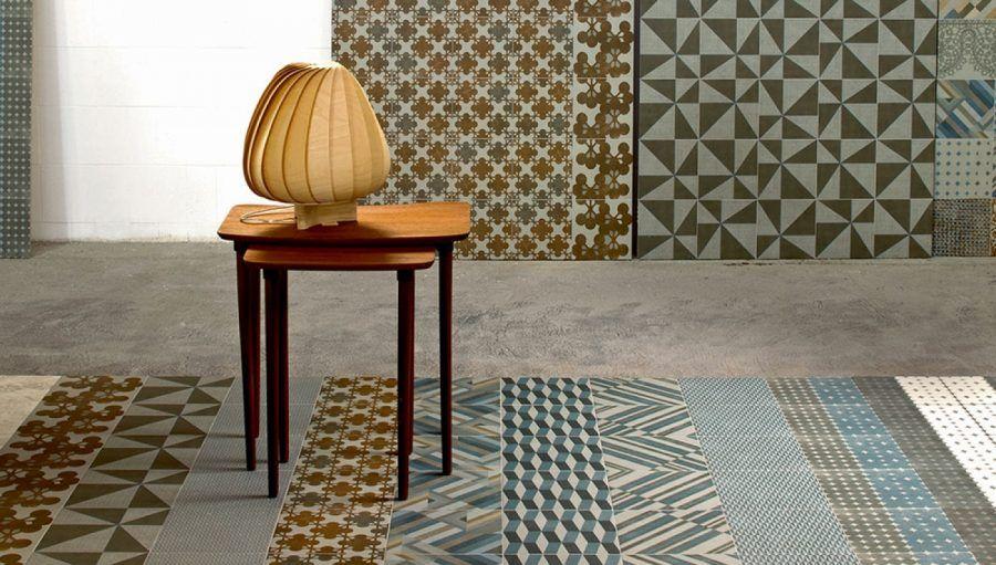 Piastrelle patchwork per una casa tra il trendy e il - Piastrelle mutina ...
