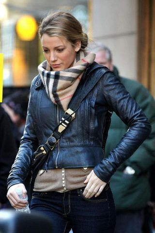 Blake Lively irresistibile anche versione street.