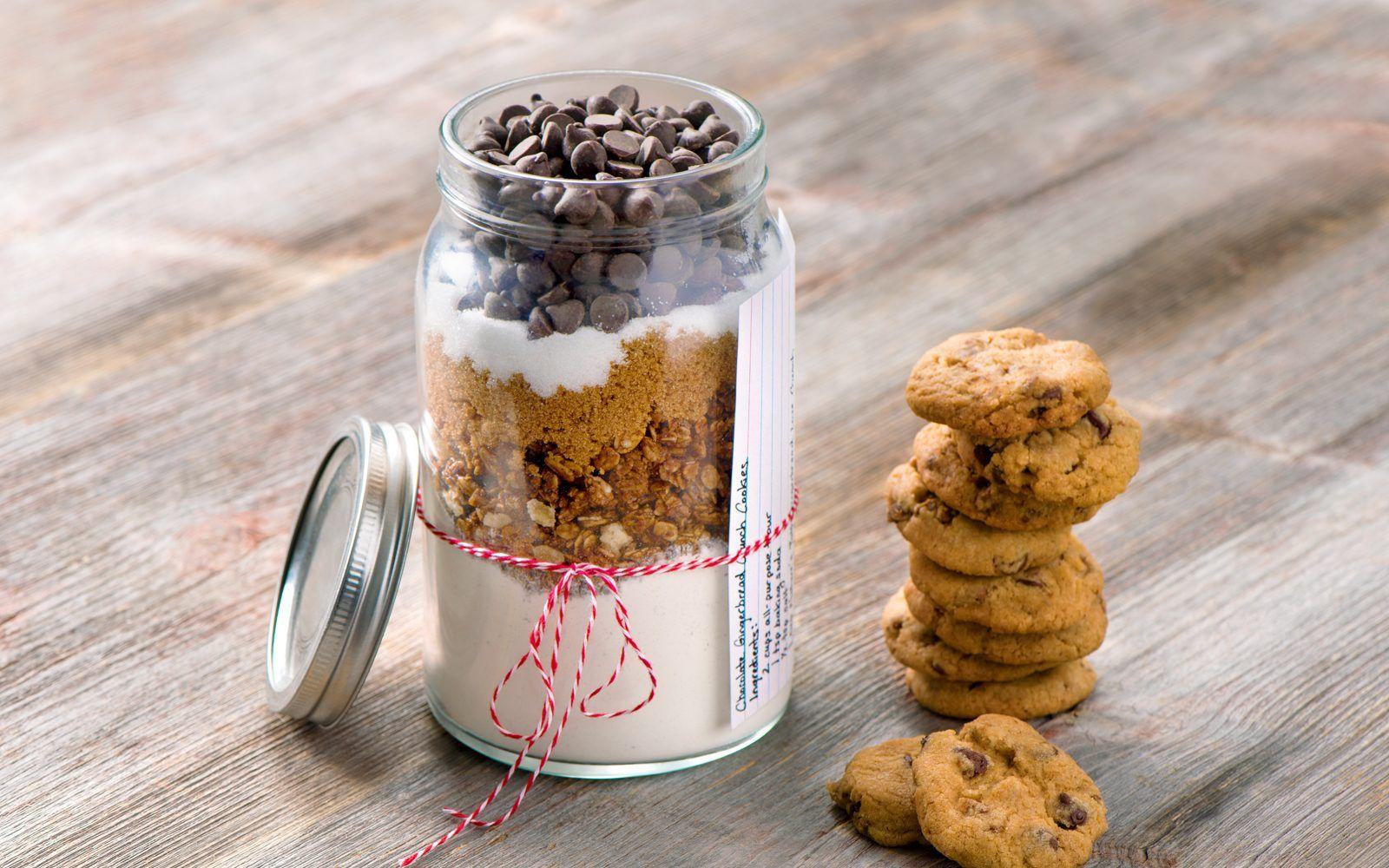 DIY: Idee regalo in barattolo per Natale
