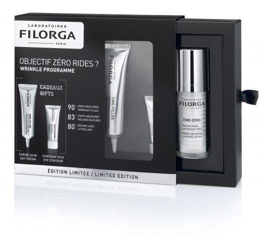 Filorga, TIME SET, il trattamento anti-rughe completo.