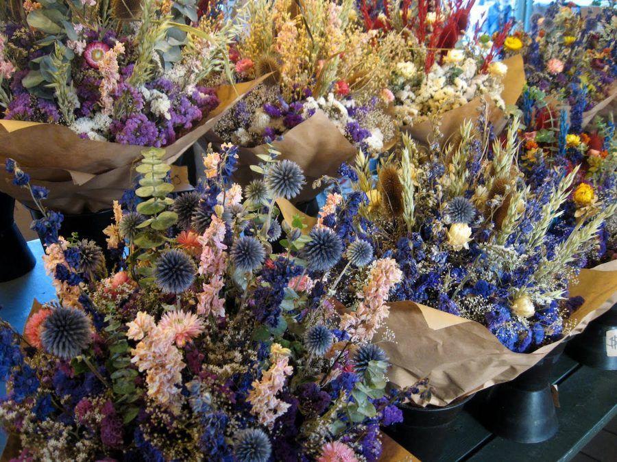 Essiccare fiori