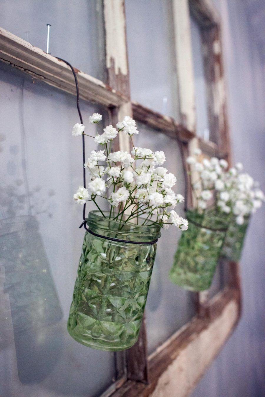 Arredare casa con i fiori secchi