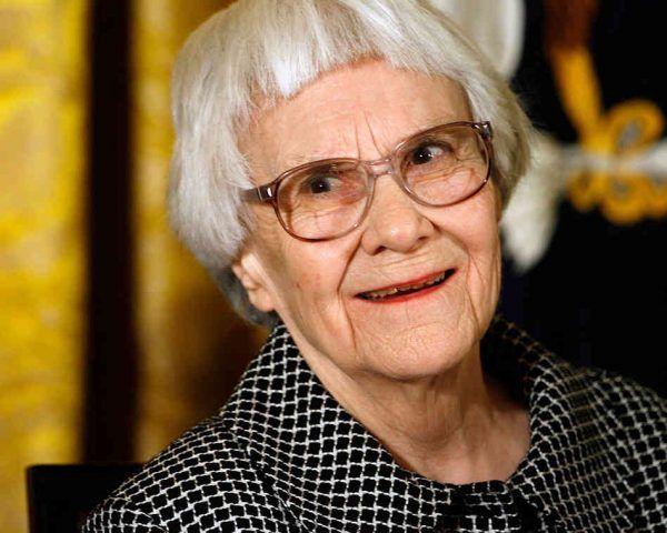 Harper Lee, autrice de Il buio oltre la siepe