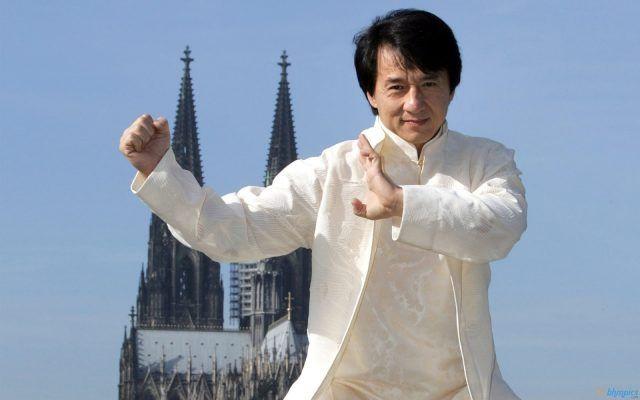 Jackie Chan, la star delle arti marziali: pagato 61 milioni di dollari
