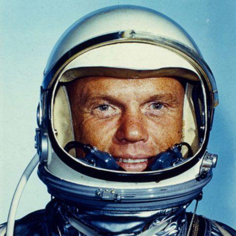 John Glenn, primo astronauta americano
