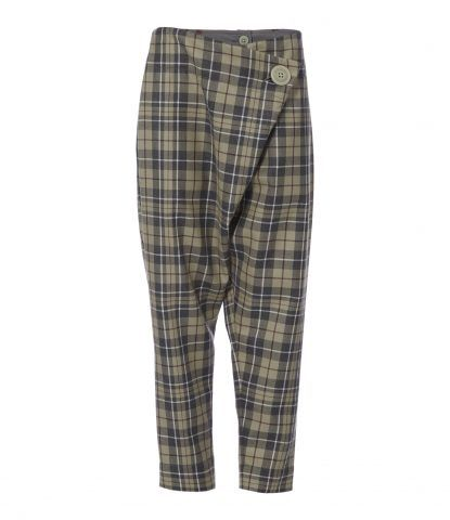 Pantaloni a stampa tartan Vivienne Westwood €470