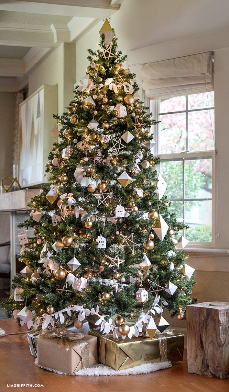 Favorito DIY: 30 decorazioni per il tuo albero di Natale | Bigodino PJ96