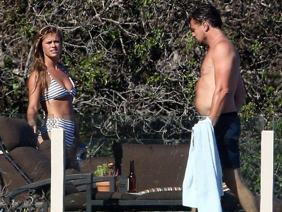 Leonardo DiCaprio e Nina Agdal a Malibù