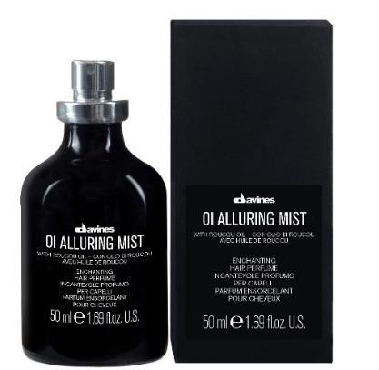 Oi Alluring Mist, profumo per capelli, per tutti i tipi. 18 euro.