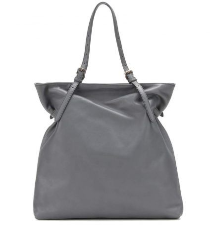 Shopper North-South in pelle Tomas Maier €549