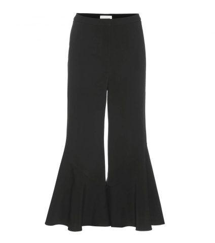 Pantaloni culottes in crêpe Peter Pilotto €750