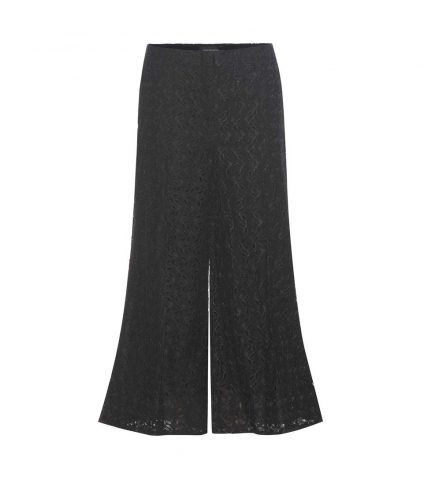 Pantaloni culottes in pizzo By Malene Birger €325