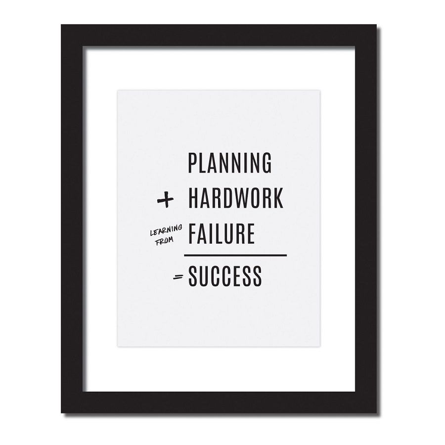 Planning_Hardwork_Learning_from_failure_Success