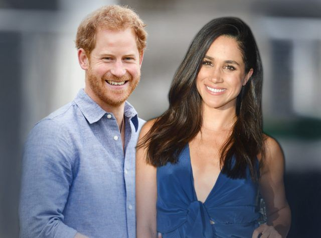 Prince Harry e Meghan Markle
