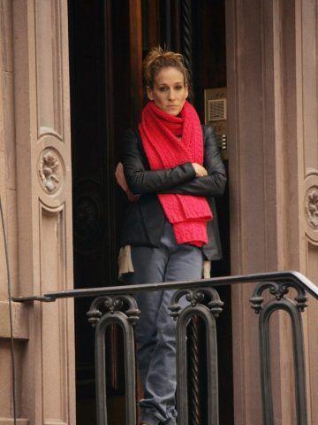 Le sciarpe tanto amate da Ssarah Jessica Parker.