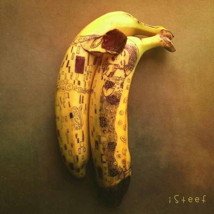 Una banana o un quadro?