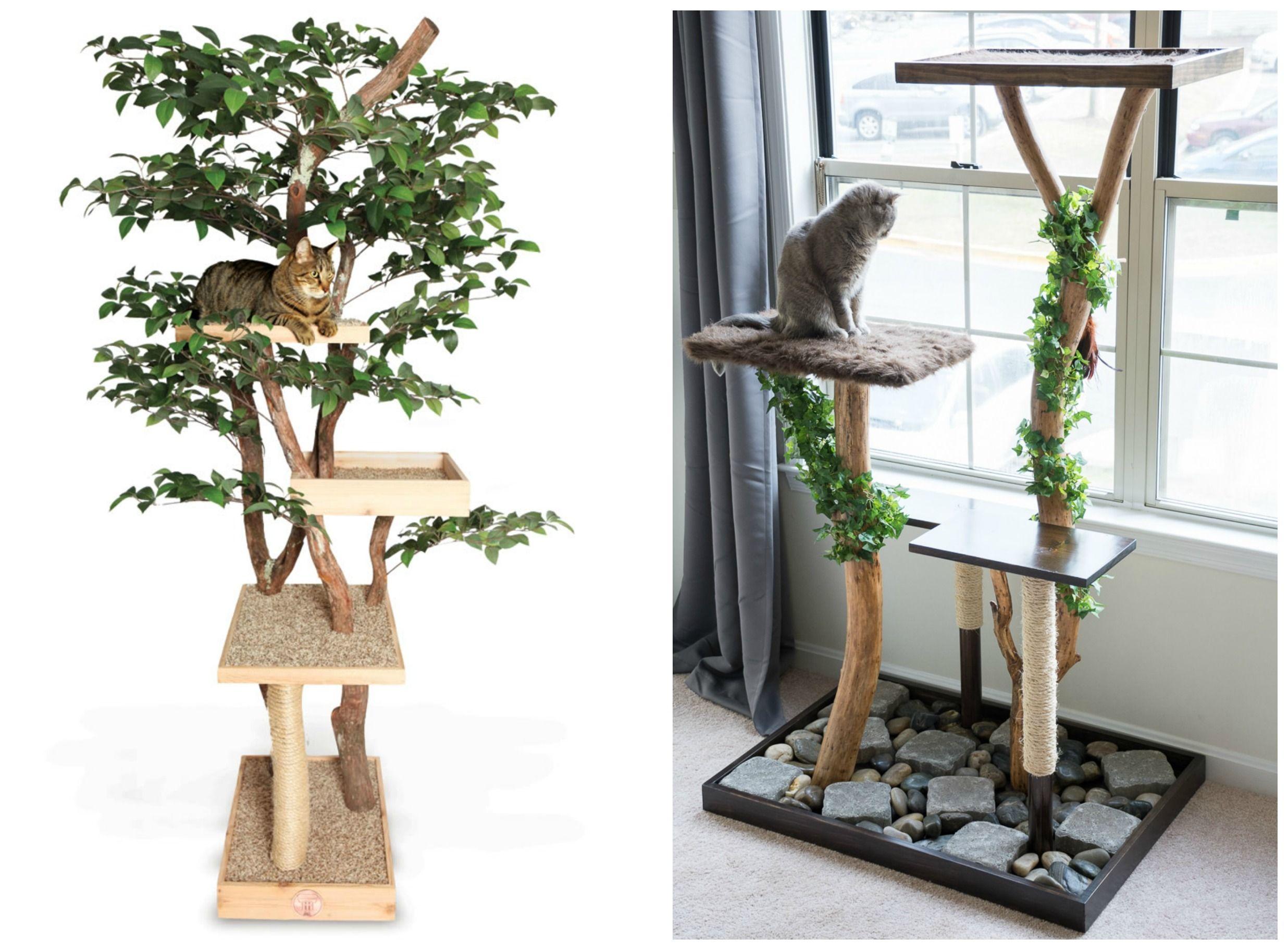 Case da gatti tra design e soluzioni geniali fai contento for Tiragraffi per gatti ikea