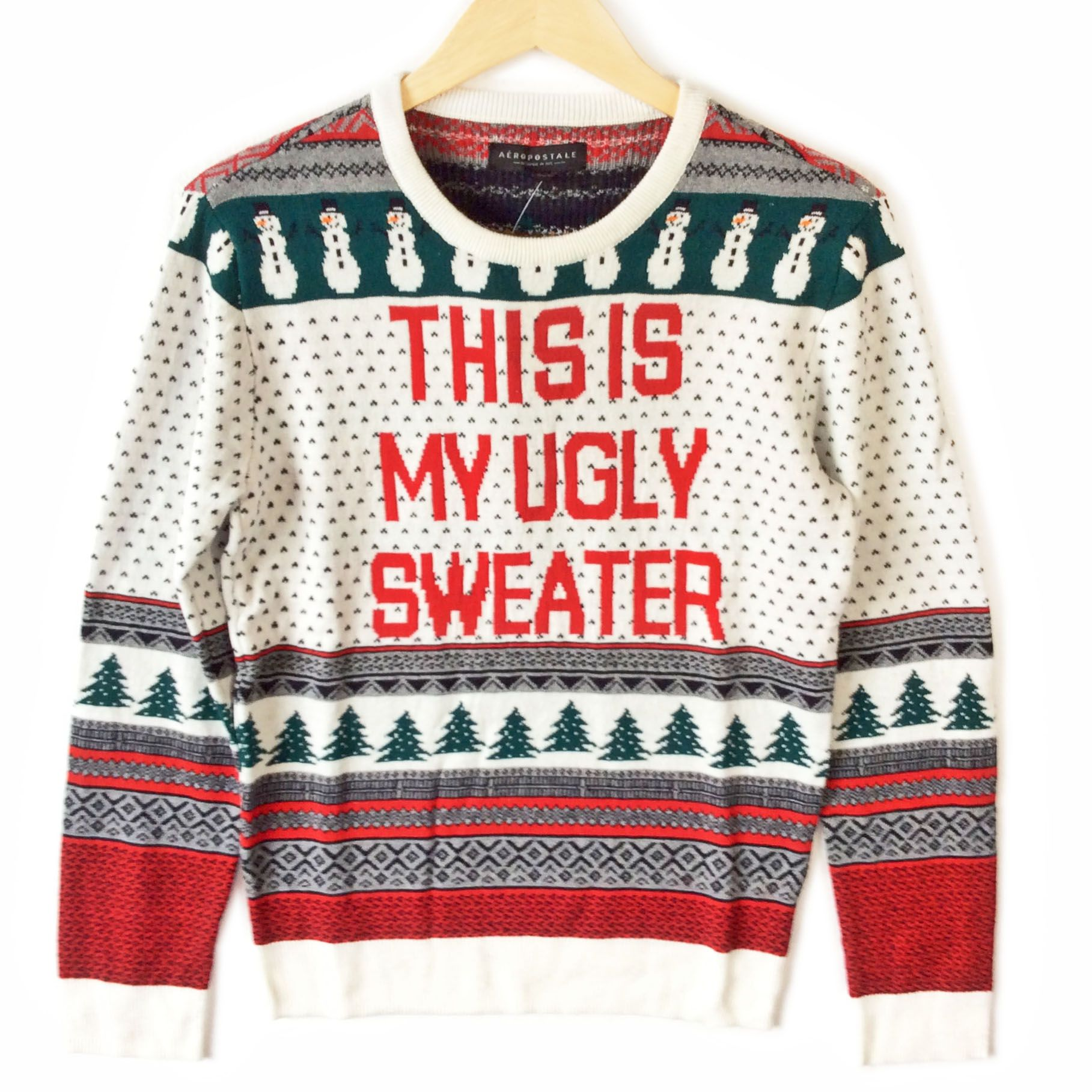 Oggi è il giorno dedicato ai maglioni di Natale orribili